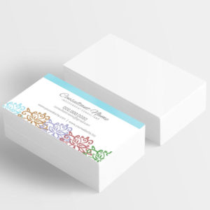 make your own business card, customize, personalize, order online, digital file or prints
