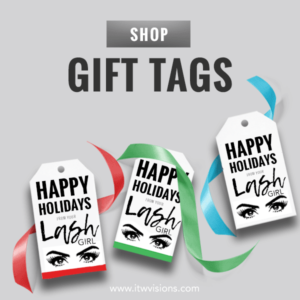 R+F Holiday Gift Tags