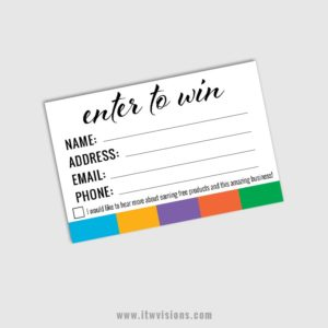enter to win raffle ticket printable