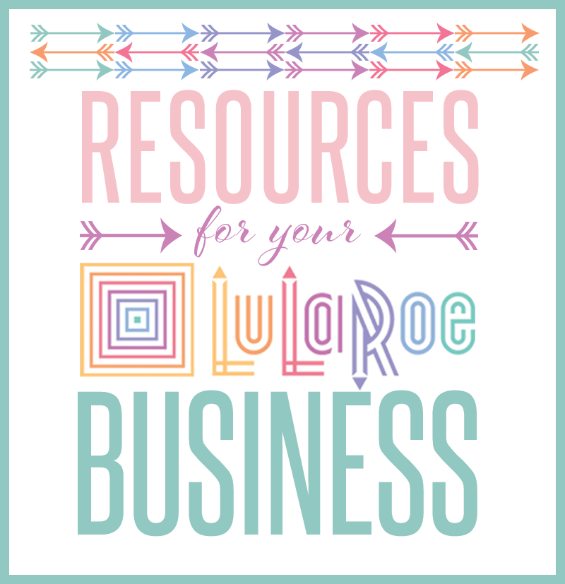 marketing resources for your lularoe business and how to have a successful popup boutique