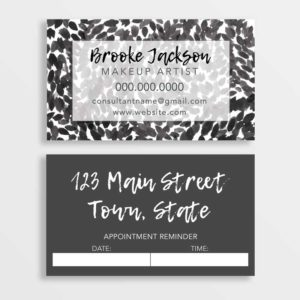 make-your-own-business-card-makeup-artist-black-ombre