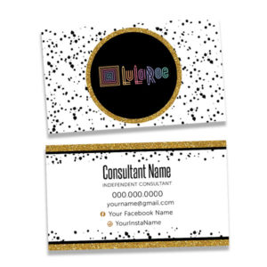 lularoe-business-card-kate-spade-style-black-gold