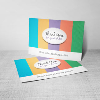 thank you for your order from your rodan and fields consultant