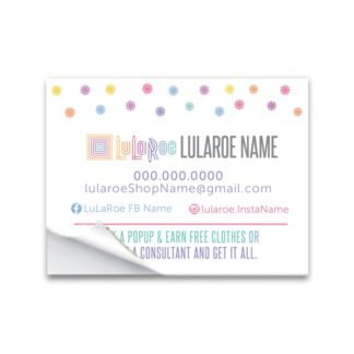 lularoe sticker, lularoe stickers for shipping