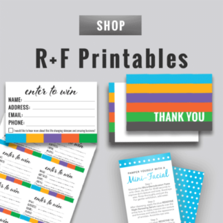Rodan + Fields Instant Downloads