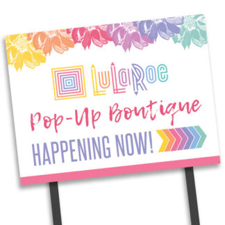 LuLaRoe Yard Signs