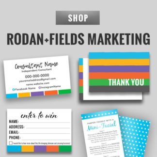 Rodan + Fields Marketing