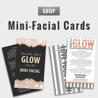 Mini-Facial Instructions