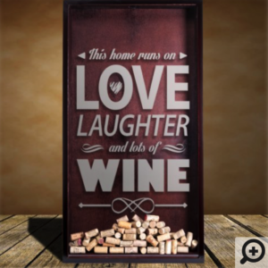 wine cork ideas, wine lover gift idea, team gift idea, rodan fields business gift idea