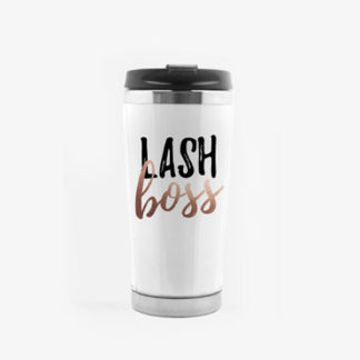 lash boss beverage tumbler, rodan and fields business team gift, rodan and fields perks gift