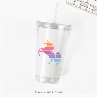 lularoe business cards, lularoe travel tumbler mug, lularoe unicorn, lularoe approved colors unicorn beverage tumbler